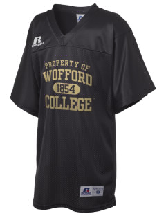 Wofford College Terriers Russell Kid's Replica Football Jersey
