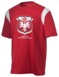 Austria Soccer Holloway Men's Rush T-Shirt