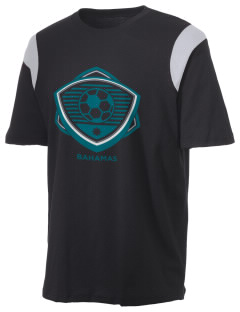 Bahamas Soccer Holloway Men's Rush T-Shirt