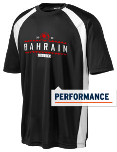 Bahrain Soccer Men's Dry Zone Colorblock T-Shirt