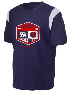 Bermuda Soccer Holloway Men's Rush T-Shirt