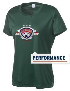 British Virgin Islands Soccer Women's Competitor Performance T-Shirt