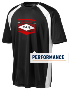 Canada Soccer Men's Dry Zone Colorblock T-Shirt