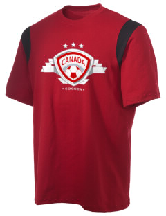 Canada Soccer Holloway Men's Rush T-Shirt