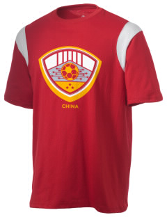 China Soccer Holloway Men's Rush T-Shirt