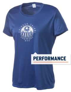 Chinese Taipei Soccer Women's Competitor Performance T-Shirt