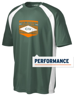 Cote d'Ivoire Soccer Men's Dry Zone Colorblock T-Shirt