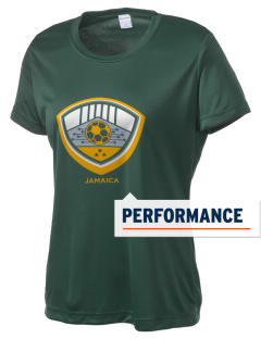 Jamaica Soccer Women's Competitor Performance T-Shirt