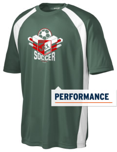 Mexico Soccer Men's Dry Zone Colorblock T-Shirt
