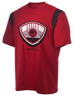 Morocco Soccer Holloway Men's Rush T-Shirt