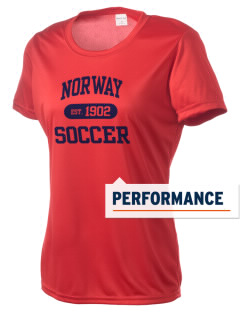 Norway Soccer Women's Competitor Performance T-Shirt