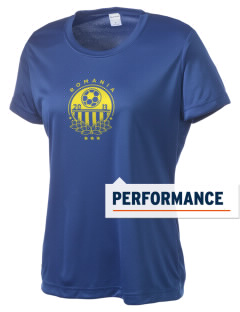 Romania Soccer Women's Competitor Performance T-Shirt