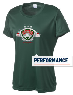 St. Kitts and Nevis Soccer Women's Competitor Performance T-Shirt