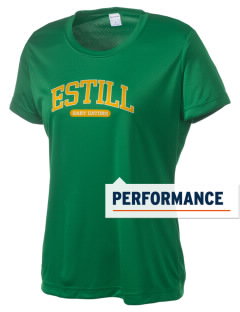 Estill Middle School Baby Gators Women's Competitor Performance T-Shirt