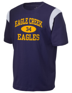 Eagle Creek Elementary School Eagles Holloway Men's Rush T-Shirt