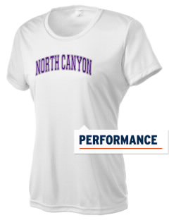 North Canyon High School Rattlers Women's Competitor Performance T-Shirt