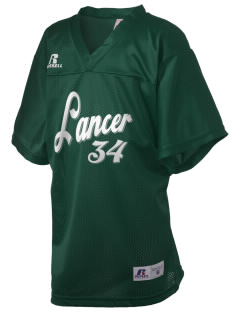 North Park Middle School Lancer Russell Kid's Replica Football Jersey