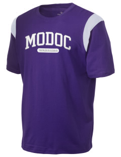 Modoc Middle School Warriors Holloway Men's Rush T-Shirt