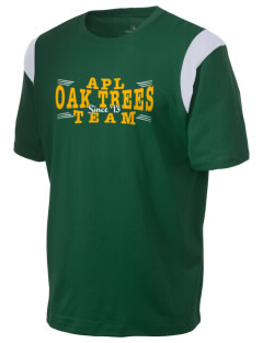 Anderson Partnership Learning Center Oak Trees Holloway Men's Rush T-Shirt