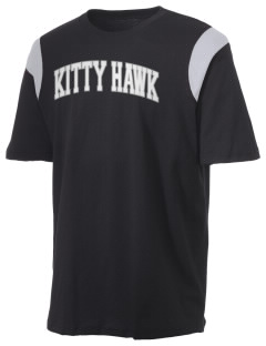 Kitty Hawk School Flyers Holloway Men's Rush T-Shirt