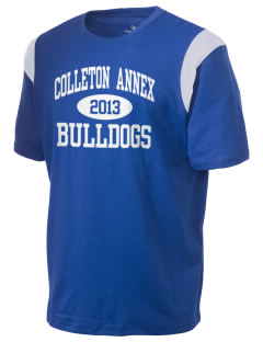 Colleton Middle School Annex Bulldogs Holloway Men's Rush T-Shirt