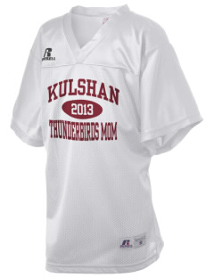 Kulshan Middle School Thunderbirds Russell Kid's Replica Football Jersey