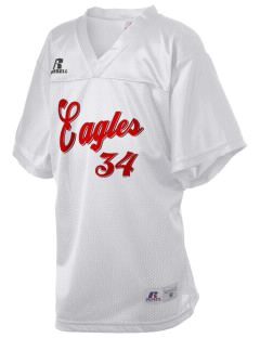 South Houston Elementary School Eagles Russell Kid's Replica Football Jersey