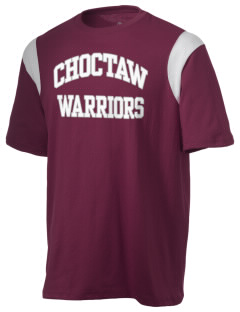 Choctaw Middle School Warriors Holloway Men's Rush T-Shirt