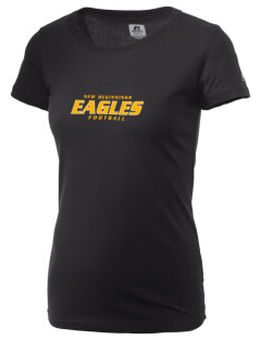 New Beginnings School Eagles  Russell Women's Campus T-Shirt