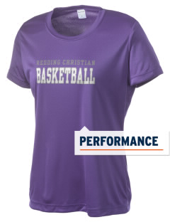 Redding Christian School Lions Women's Competitor Performance T-Shirt