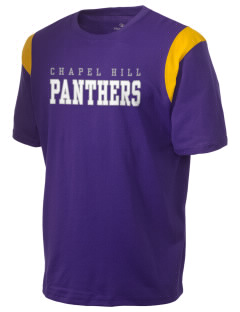 Chapel Hill High School Panthers Holloway Men's Rush T-Shirt