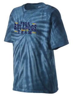 Palm Beach Day Academy Bulldogs Kid's Tie-Dye T-Shirt