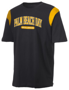 Palm Beach Day Academy Bulldogs Holloway Men's Rush T-Shirt