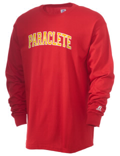 Paraclete High School Spirits  Russell Men's Long Sleeve T-Shirt