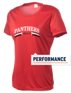 Leggett Valley School Panthers Women's Competitor Performance T-Shirt