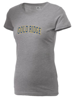 Gold Ridge Elementary School Miners  Russell Women's Campus T-Shirt
