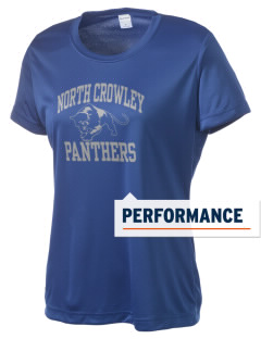 North Crowley High School Panthers Women's Competitor Performance T-Shirt