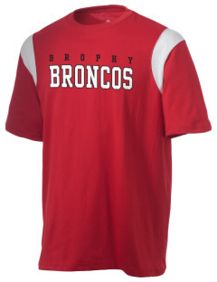 Brophy College Preparatory School Broncos Holloway Men's Rush T-Shirt