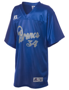 Rancho Bernardo High School Broncos Russell Kid's Replica Football Jersey