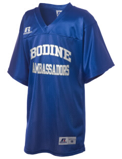 Bodine High School Ambassadors Russell Kid's Replica Football Jersey