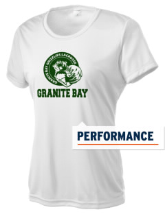 Granite Bay High School Grizzlies Women's Competitor Performance T-Shirt