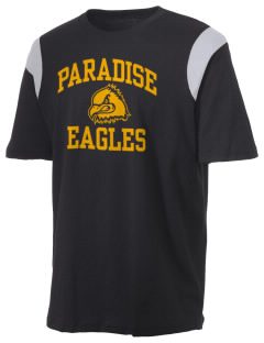 Paradise Intermediate School Eagles Holloway Men's Rush T-Shirt