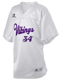 Sierra Vista Middle School Vikings Russell Kid's Replica Football Jersey