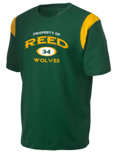 Reed Middle School Wolves Holloway Men's Rush T-Shirt