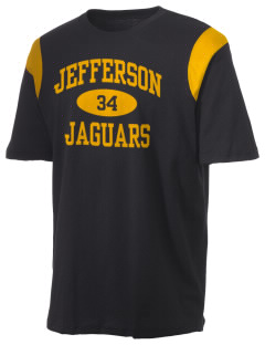Jefferson Middle School Jaguars Holloway Men's Rush T-Shirt