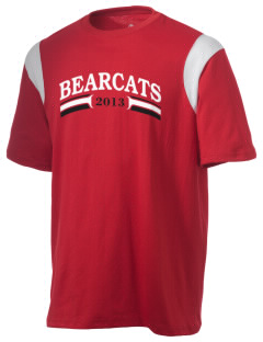 Bryan Station Traditional Middle School Bearcats Holloway Men's Rush T-Shirt