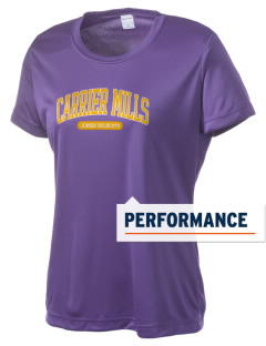 Carrier Mills Elementary School Junior Wildcats Women's Competitor Performance T-Shirt