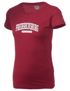 Fredericksburg Middle School Battlin Billies  Russell Women's Campus T-Shirt