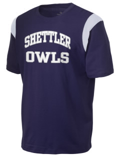 Shettler Elementary School Owls Holloway Men's Rush T-Shirt