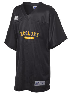 McClure Middle School Mavericks Russell Kid's Replica Football Jersey